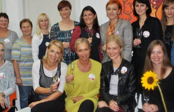 Otvoritev Akademije za ženske
