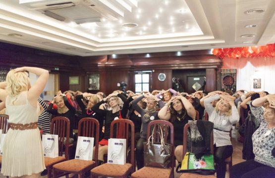 Prvi ženski večer – Uradna otvoritev Akademije za ženske